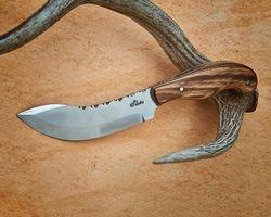 Zebra Wood Handle {ID00005}  $200