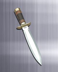 Tear Drop Blade w/ Zecote Handle