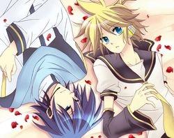 Kaito x Len