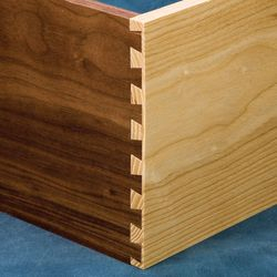 Dovetail upgrade drawer 2