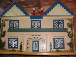 Sad little G/B toys House.