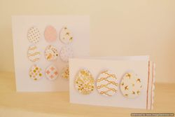 Multiple Easter Egg Cards