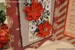 Paper Poinsettias