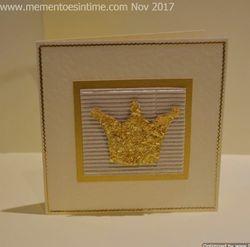 Simple Foiled Crown