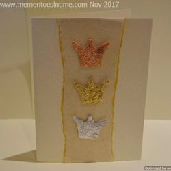 Three Foiled Crowns