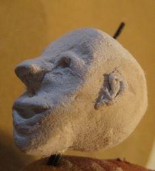 First Art Mache (papier mache)