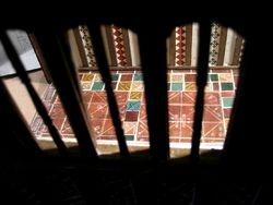 View through second window