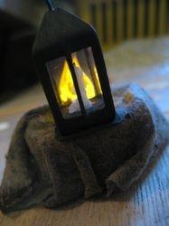 Ashwood Designs Miniatures lantern