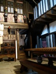 The rest of the Great Hall - the main model