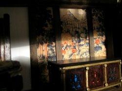 Closer look at triple wall panels
