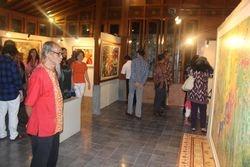 Burza art exhibiton
