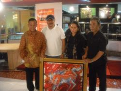 malam eksekutif peduli menuju indonesia lebih baik, plaza blok M