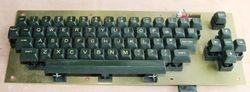 Keyboard IPDS