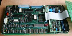 Mother board IPDS