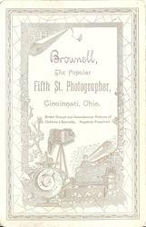 Brownell, photographer of Cincinnati, OH