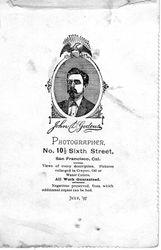 John D. Godeus of San Francisco, CA