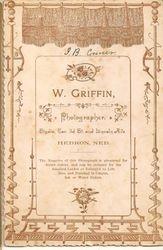 W. Griffin of Hebron, NE