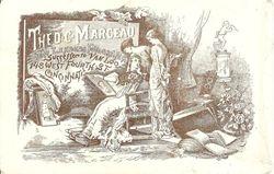 Theo. C. Marceau of Cincinnati, OH