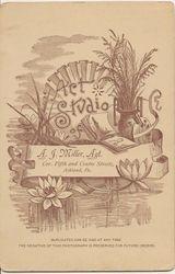 A. J. Miller of Ashland, PA