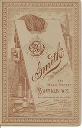 C. O. Smith, photographer of Buffalo, NY