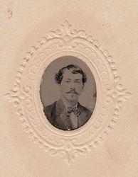 Identified as Orla S. Perkins 20 Aug 1868 Texas, New York