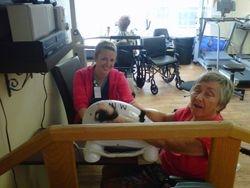 Dementia Stroke Patient in Rehab - Rock Hill