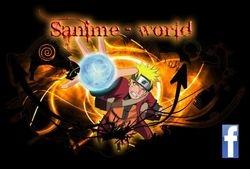 sanime-world facebook