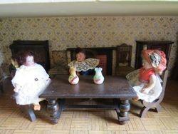 All Bisque German Dolls