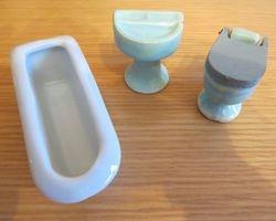 Small China Bathroom