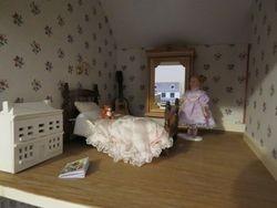 Childs Bedroom (Top Floor Left)