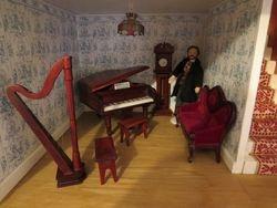 Music Room (3rd Floor Left)