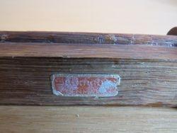 Sallingboe Denmark Bench Sticker