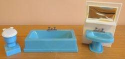 Complete Linda Bathroom Set