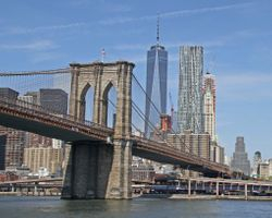 """Brooklyn Bridge"" by Annette VanLengerich (HM)"