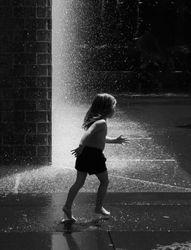 Girl Running by Annette VanLengerich (HM)