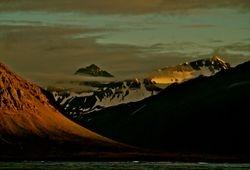 Icelandic Shoreland by Elaine Allen (HM)