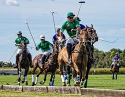Last Chukker by Marilyn Victor (AC)