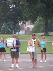 The Intrepid Drummers