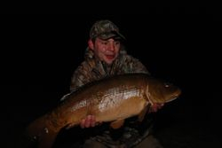24lb 4oz - Mirror -  Kislingbury - Big lake