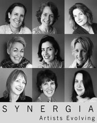 Synergia Exhibit Postcard