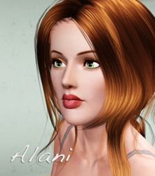 Alani by KateSterling