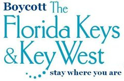 Boycott Key West and the Florida Keys