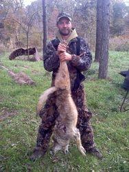 Josh Ga coyote 11-13