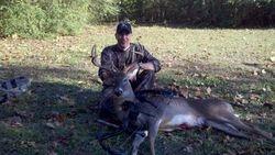 Ken Staton's Tennessee buck!