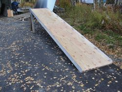 14' wheelchair ramp