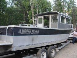 North River restoration