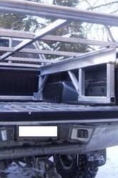Custom Toyota Sled Deck