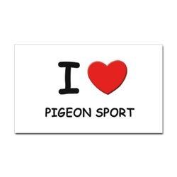 I LOVE PIGEON RACING!!!!