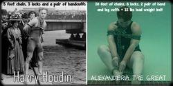 Alex & The Great Houdini