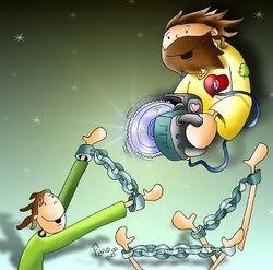 Jesús rompe las cadenas